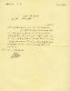 نامه شادروان عالی تورگ گلدی سفیر کبیر ترکیه در ایران (قبل از انقلاب) و از دوستان شاعر ملی ایران