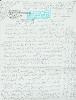 نامه دوستانه آقای دکتر سعید فاطمی استاد پیشین دانشگاه و از سران جبهه ملی ایران(خواهر زاده شهید دکتر حسین فاطمی)
