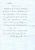 نامه شادروان ارتشبد فريدون جم از تيمساران معروف و از دوستان اديب برومند