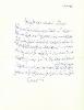 نامه روانشاد دکتر اصغرمهدوي استاد دانشگاه(قبل از انقلاب) و از دوستان اديب برومند