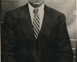 مرحوم «محمد حسن خان» پدربزرگ ادیب برومند