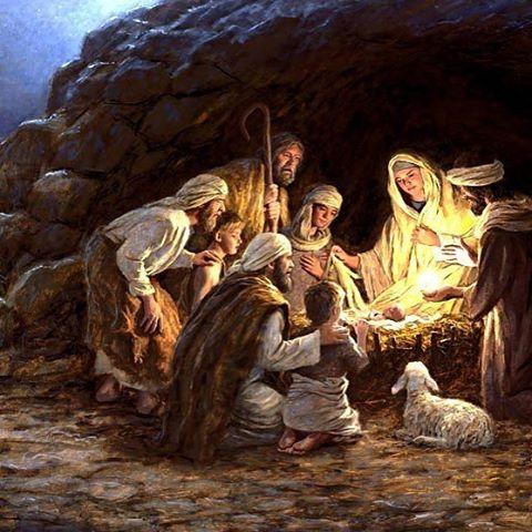 میلاد حضرت مسیح (ع) مبارک باد