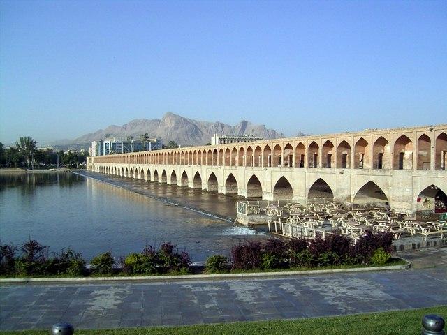 Isfahan Spring